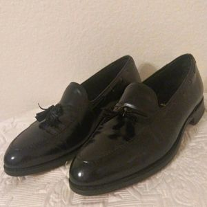 VTG Bostonian Crown Windsor tassel loafers